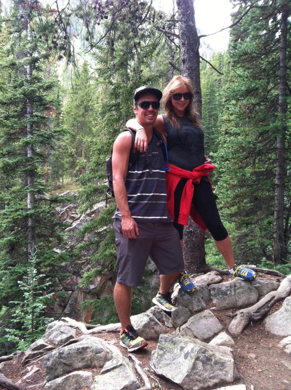 Hike to Cathedral Lake with Mountain Man, Brad Unglert