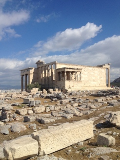Old Temple of Athena
