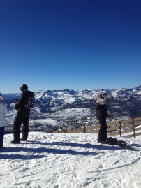 Perfect Bluebird day!