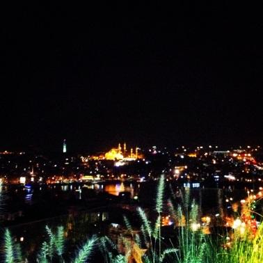Istanbul at Night