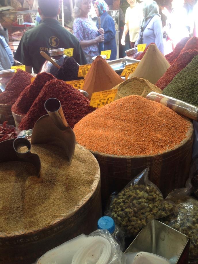 The Spice Market